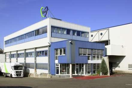 Verwaltungsgebäude Crailsheim