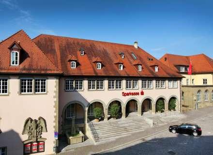 Hauptgebäude Schwäbisch Hall