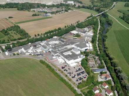 Luftbild Crailsheim